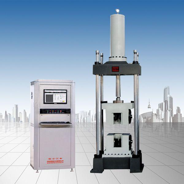 WAW-2000/2000KN单空间电液伺服万能shi验机