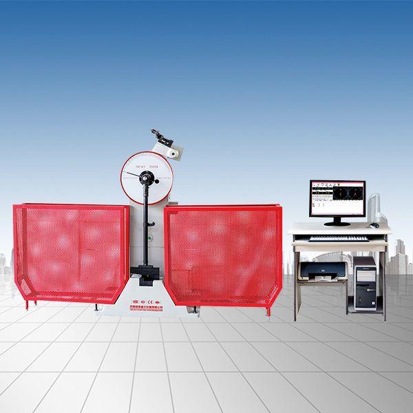 JBW-300B/300J微机屏显半自动冲击试验机