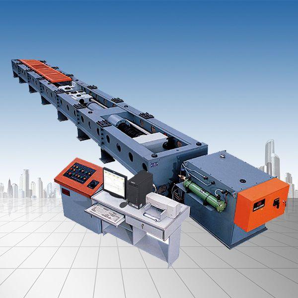 2000KN型微机控制电液伺服卧式拉力试验机