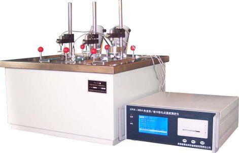 XRW—300A热变形、维卡软化点温度测定仪