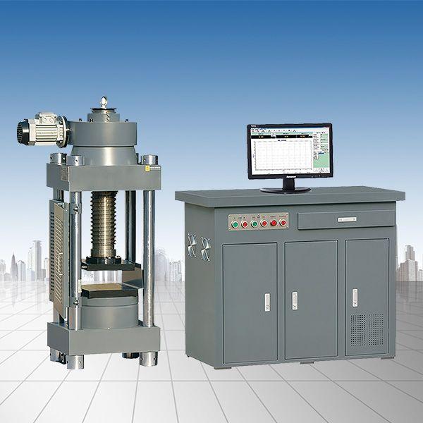 YAW建筑砖块抗压强度试验机
