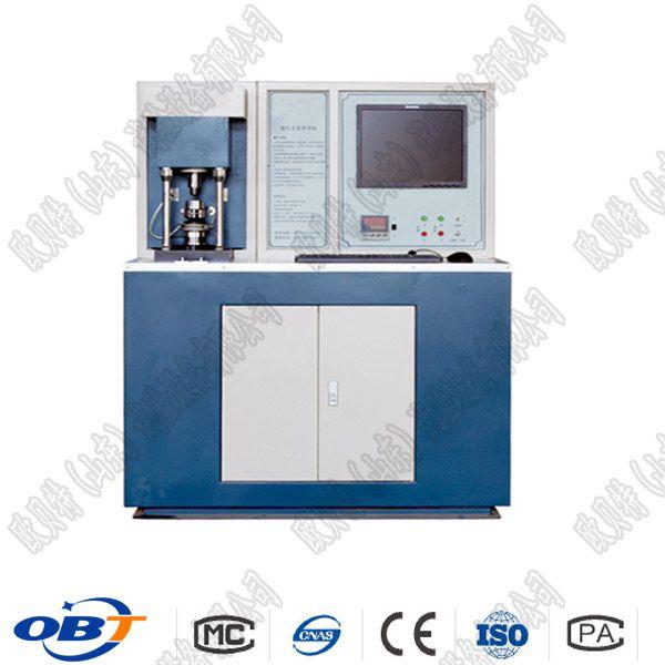 MMU-10屏显式端面磨损试验机