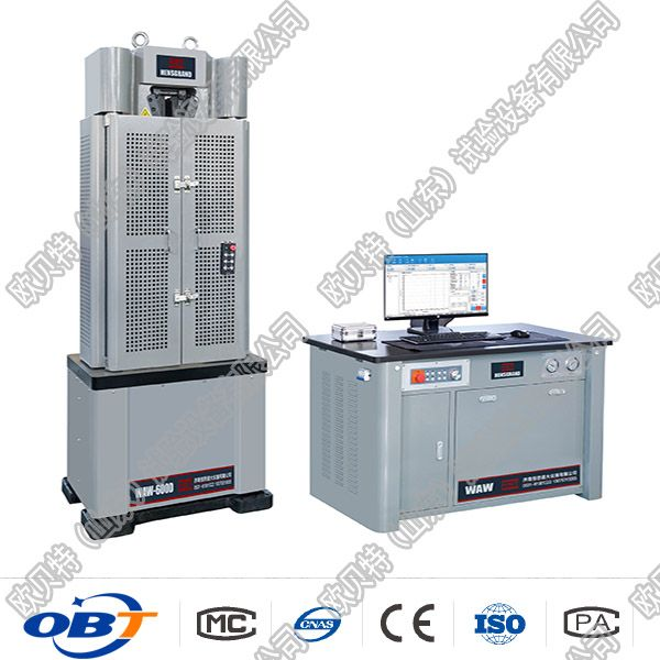 WDE-200wei机kong制伺服式万能shi验机
